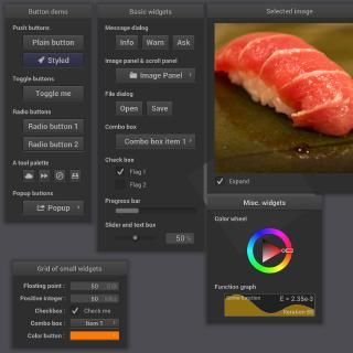 Nanogui Examples   Pics   Download  